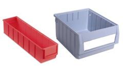 Industrieboxen / Regalkästen